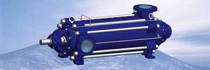 High quality multistage pumps