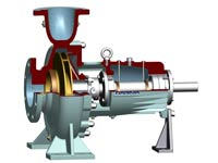 CH type general chemical pump